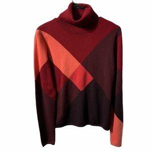 Peter Nygard Merino Wool Sweater